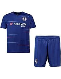 2018-2019 (Local y ausente) Soccer Jersey personalizó Cualquier Nombre y número, Camiseta Personalizada Kits de fútbol para niños, jóvenes…