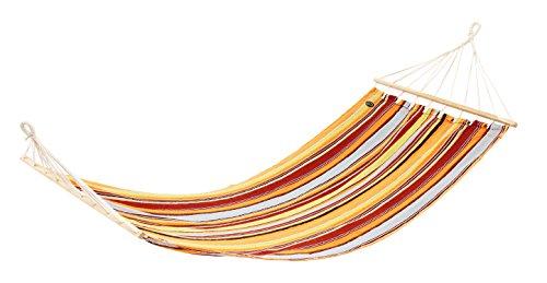 Easy Camp Havana Single Hängematte, Gelb/Orange/Schwar… | 05709388063649