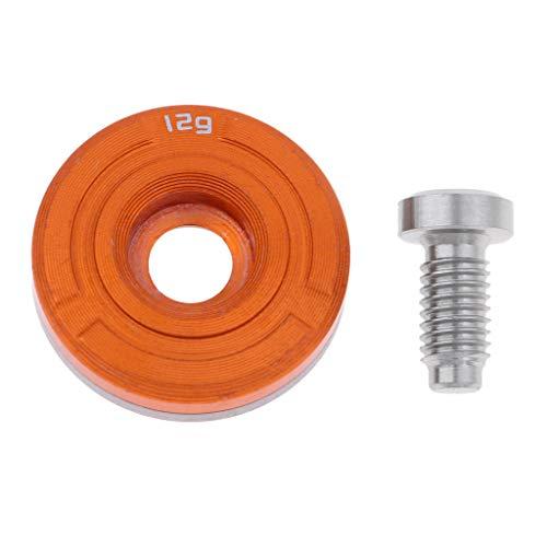 CUTICATE Golf Gewicht Schrauben Ersatz Für King F7 Driver Head Trainingsgeräte Swing Tool 6,5 G / 12 G - 12g
