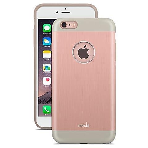 Moshi iGlaze Armour Coque pour iPhone 6 Plus Rose