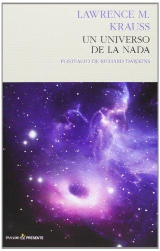 Un universo de la nada por Lawrence M. Krauss