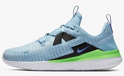 Nike Herren Renew Arena Leichtathletikschuhe, Mehrfarbig (Hydrogen Sapphire/Half Blue 401), 44 EU