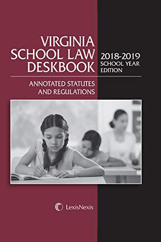 Virginia School Law Deskbook