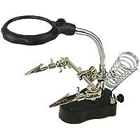 Katsu herramientas 990747Lupa abrazadera de cristal