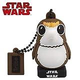 Tribe Star Wars 8 Porg USB Stick 32 GB Speicherstick 2.0 High Speed Pendrive Memory Stick Flash Drive, Lustige Geschenke 3D Figur, USB Gadget aus Hart-PVC mit Schlüsselanhänger