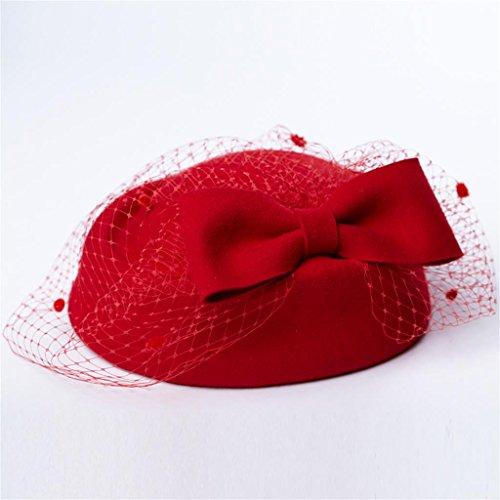 piccolo-cappello-rosso-di-lana-rossa-sposa-copricapo-garza-elegante-berretto-marea-tappo-hostess