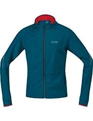 GORE RUNNING WEAR Kapuzen-Laufjacke, GORE Selected Fabrics, ESSENTIAL Hoody