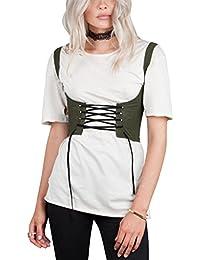 Amazon.es  Faja Para Vestido - Multicolor   Cinturones   Accesorios ... b29b80827d24