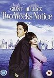 Two Weeks Notice [DVD] [Edizione: Regno Unito]