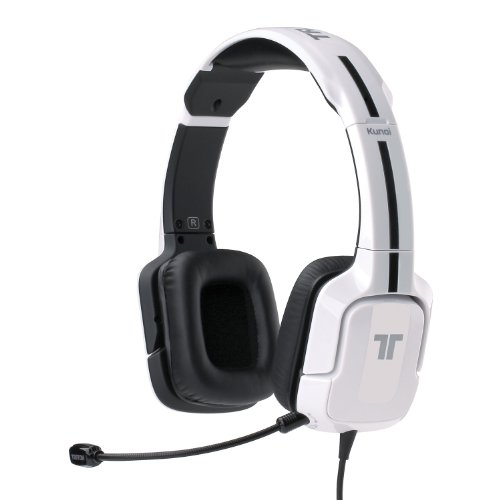 Tritton - Auriculares Kunai, Color Blanco (PS4, PS3, PS Vita)