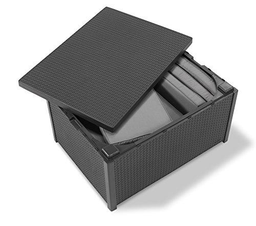 Allibert Arica Storage Beistelltisch - 5