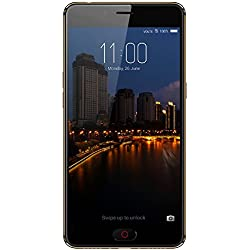 Nubia N2 5000mAh Battery(Black Gold, 4GB+64GB)