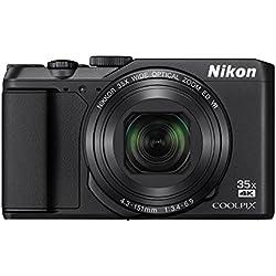 Nikon Coolpix A900 Appareils Photo Numériques 21.14 Mpix Zoom Optique 35 x Noir