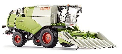 WIKING 7818 - Claas Tucano 570 Mähdrescher mit Maisvorsatz Conspeed 8-75, Fahrzeuge Preisvergleich