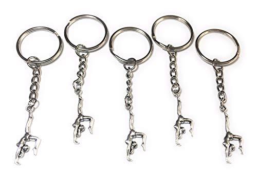 FizzyButton Gifts Set von 5 Turner keyrings Turner-set