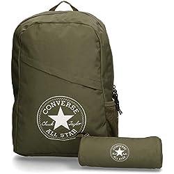 Converse Unisex mochila estuche Schoolpack XL set Surplus