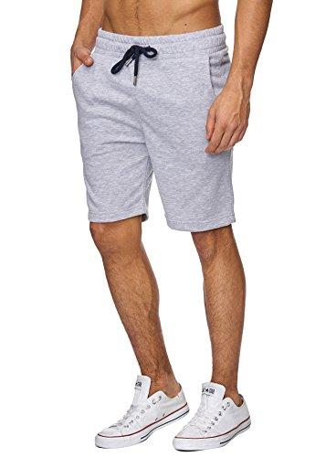 Reslad -  Pantaloncini  - Uomo Grau