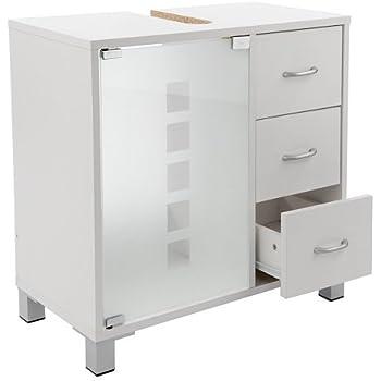 galdem waschbeckenunterschrank mit 3 schubladen. Black Bedroom Furniture Sets. Home Design Ideas