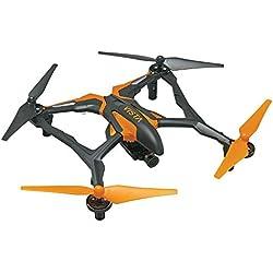 Dromida Vista FPV - drones con cámara (Negro, Naranja, De plástico, Polímero de litio, 720p, USB)
