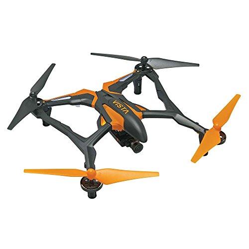 Dromida-Vista-FPV-drones-con-cmara-Negro-Naranja-De-plstico-Polmero-de-litio-720p-USB