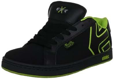 Chaussures Fsas X Twitch Fader Etnies - Noir/Vert/Blanc - Noir - Black/Green/White, 8 UK