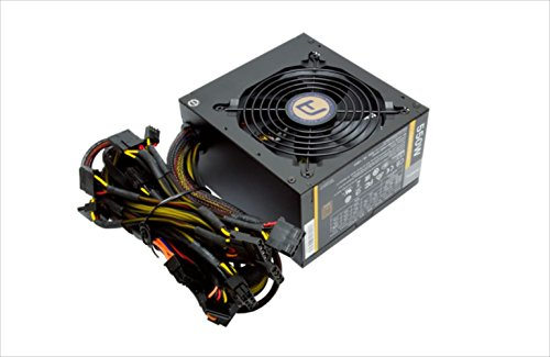 Antec NeoECO Classic 550 W 80+ Bronze Certified ATX Power Supply