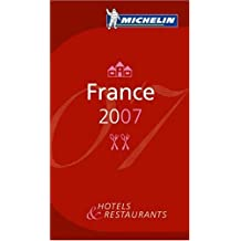 France 2007 : Hotels & Restaurants