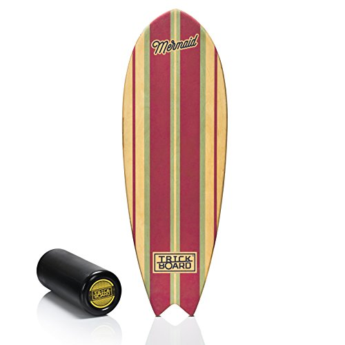 Trickboard Surf Mermaid Balance Board Balance Trainer (Trick-board)