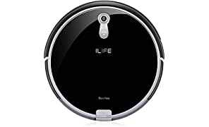 ILIFE A8 Robot Aspirador Negro