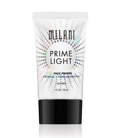 MILANI Prime Light Strobing + Pore-Minimizing Face Primer -
