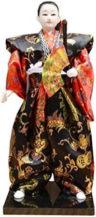 Poupées Samurai Japonais 12 12 Japonais