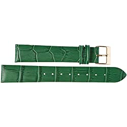Leather Watch Strap 22 MM Imperial Watches Leather Watch Strap 22 MM Locking Gr? N? E: Yellow