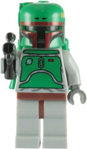 Imagen principal de LEGO Star Wars: Boba Fett Minifigura Con Blaster Rifle