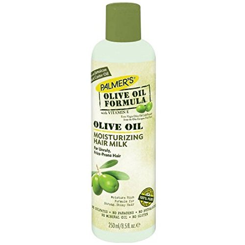 Olive Oil Formula Moisturizing Hair Milk Lightweight Hair Lotion 250ml