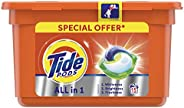 Tide All in 1 PODS, Liquid Detergent, 15 count