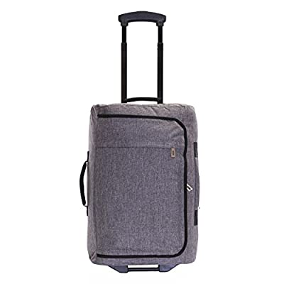 Karabar Brito 55 x 35 x 20 cm Cabin Approved Trolley Bag - inexpensive UK light store.