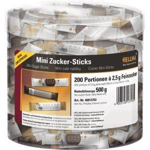 Hellma Mini Zucker-Sticks40013752 VE200