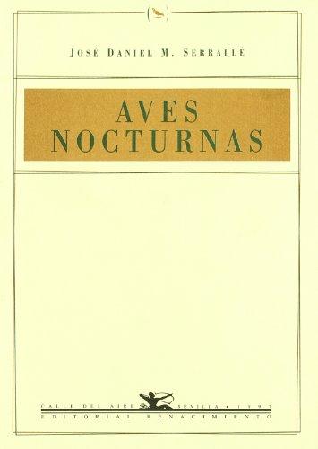 Aves Nocturnas. (Calle del Aire) por José Daniel M. Serrallé