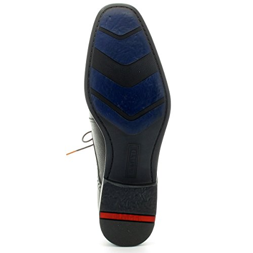 Lloyd , Chaussures à lacets et coupe classique homme Gris - Gris