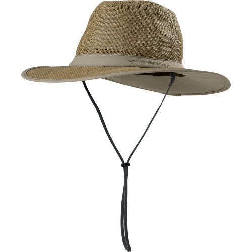 Outdoor Research - Papyrus Brim Hat, Farbe Khaki, Größe L (Outdoor Research Hüte)