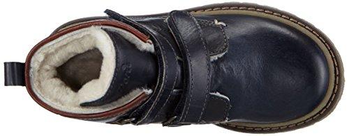 OCRA 276MS biker bottes mixte enfant Bleu (avio)