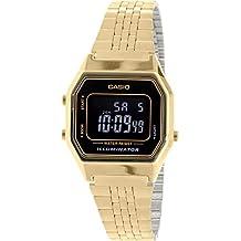 CASIO Reloj con Movimiento Cuarzo LA-680WG-1B