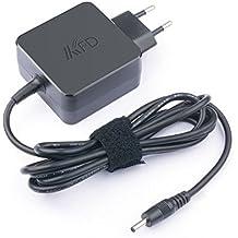 "KFD 5V 4A Adaptador de corriente Cargador Ordenador Portatil para Lenovo Ideapad 100S 11"", 100S-11IBY 80R2 100s 80R2001FUS, 80R2003UUS 80R2003WUS GX20K74302 / Miix 300 310 320 10.1"" ADS-25SGP-06"