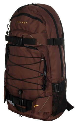 Forvert Louis Backpack - Mochila, tamaño 52 x 30 x 18 cm, color marrón
