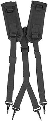 Mil-Tec US LC2 Tirantes Negro