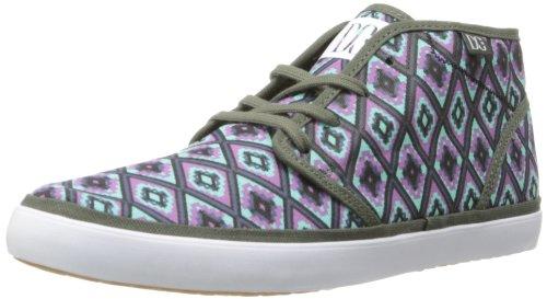 DC Shoes Studio Mid Ltz J Shoe Mul, Hi-Top Slippers femme