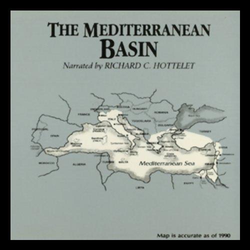 The Mediterranean Basin  Audiolibri