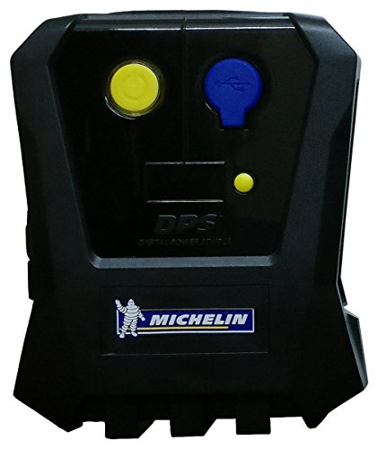 Michelin 12264 Digital Micro Tyre Inflator (Black)