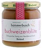 Imkerei Hammerbusch - Bio Buchweizenblüte Honig - 500g