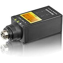 Saramonic TX-XLR9 transmisor XLR enchufable para el sistema de micrófonos inalámbricos UHF Digital UWMIC9